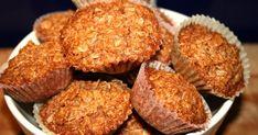 Spröda havrekakor i form med en touche av choklad. Pavlova, Muffins, Dessert, Breakfast, Cookies, Glass, Food, Morning Coffee, Crack Crackers