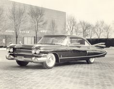 1959 Cadillac Fleetwood 60 Special prototype Photo #18415 by Madler