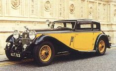 Delage D 8 S Freestone and Webb (1933)