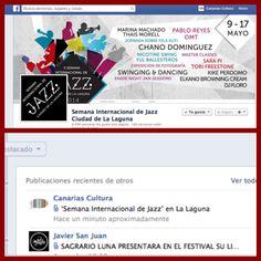 Semana Internacional de Jazz Ciudad de La Laguna