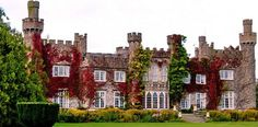 Luttrelstown Castle in County Dublin