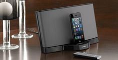 Bose SoundDock® Serie III - buy it on fablife. Portable Speakers, Music System, Apple Products, Bose, Ipod, Turning, Cool Things To Buy, Mac, Models