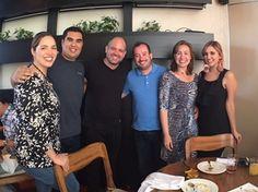 Mi equipo de comer como excusa de desarrollo de relaciones interpersonales / Romero y Azahar en Monterrey