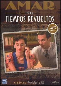 Amar en tiempos revueltos (2005-2012) España - DVD SERIES 105