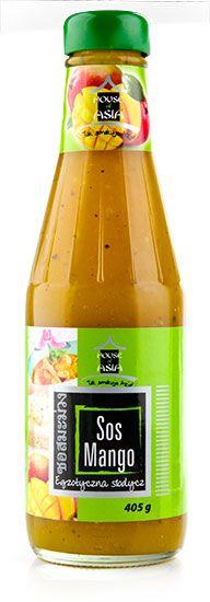Sos z mango (pojemność: 405 g) - House of Asia