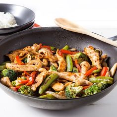 Learn to make Sweet Asian BBQ Stir-Fry. Read these easy to follow recipe instructions and enjoy Sweet Asian BBQ Stir-Fry today!