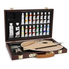 Oil Painting Supplies, Art Supplies, Painting Art, Oil Paintings, Pencil Painting, Painting Lessons, Indian Paintings, Abstract Paintings, Landscape Paintings