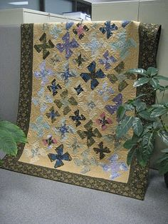 Kristy's Dream by Jamie Janow Elfert, free pattern at the Moda Bakeshop.