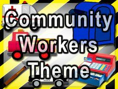Community Workers - Trays and Activities