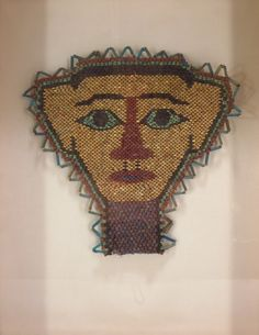 Buy online, view images and see past prices for Ancient Egyptian Beaded Mummy Mask, c. Invaluable is the world's largest marketplace for art, antiques, and collectibles. View Image, Egyptian, Period, Auction, Objects, Brooch, History, Beads, Beading