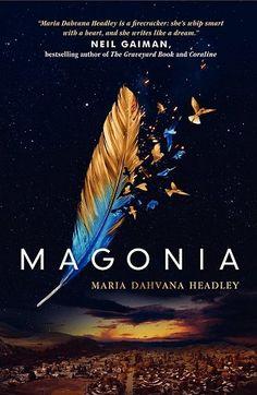 Magonia byMaria Dahvana Headley - Please another book