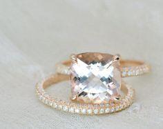 1.70 CT. de Oval corte diamante compromiso anillo por AnyeJewelry