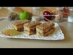 Γεμιστή μηλόπιτα με γλάσο !! ( τύπου κέικ ) - YouTube French Toast, Sweets, Breakfast, Youtube, Food, Sweet Pastries, Breakfast Cafe, Goodies, Essen