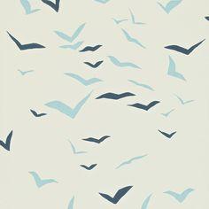 Scion Wallpaper Melinki Flight Collection 110211