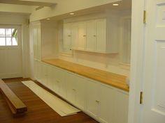 custom cabinetry, laundry room, mud room, kitchen - www.cherrycreekdc.com