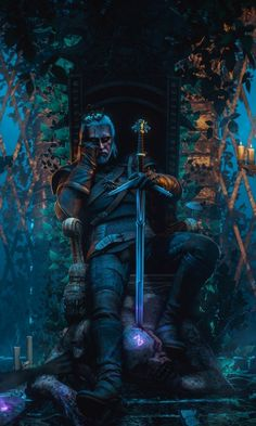 Geralt of rivia The witcher video game throne dark 480800 wallpaper The Witcher 3, The Witcher Wild Hunt, Witcher 3 Geralt, Witcher 3 Art, The Witcher Books, Robert E Howard, Witcher Wallpaper, 480x800 Wallpaper, Yennefer Of Vengerberg