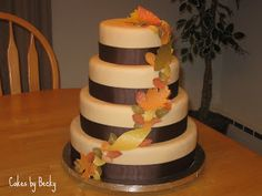 The Cake Critic: Autumn Cakes: Perfect for Your Thanksgiving Dessert Buffet
