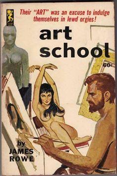 Art School's Pulp Fiction Moment