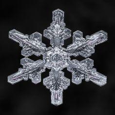 Snowflake-a-Day #15 by Don Komarechka - Photo 188344419 / 500px