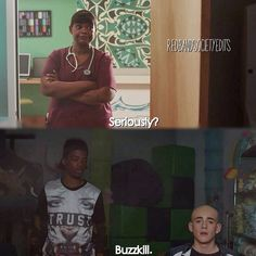 "#RedBandSociety 1x01 ""Pilot"" - Nurse Jackson, Dash and Leo"
