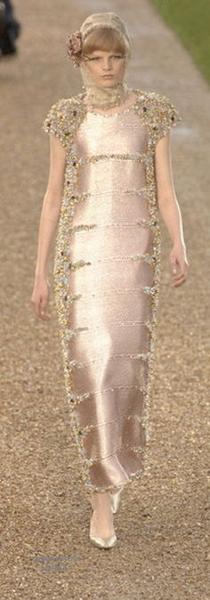 Chanel Fall 2007 Couture