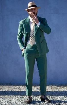 Street Style Gallery: Pitti Uomo 89   FashionBeans