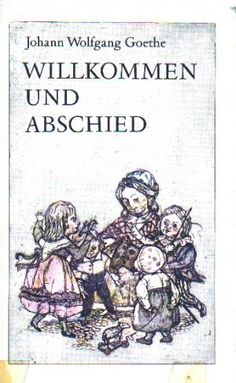 Het gedicht Willkommen und Abschied dat Goethe voor Friederike schreef, behoort tot de meest bekommentariseerde gedichten van Goethe