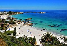 cute babies' world. South African Homes, Clifton Beach, Work Travel, African Beauty, Cape Town, Beautiful Places, Scenery, World, Outdoor