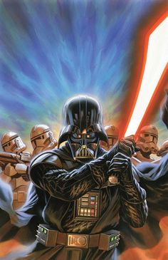 'Darth Vader and the Cry of Shadows #2' cover art by Felipe Massafera