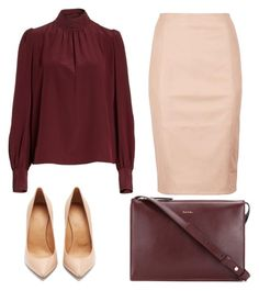 """Untitled #239"" by valeriya-chel on Polyvore featuring Marc Jacobs, Reiss, Maison Margiela and Paul Smith"