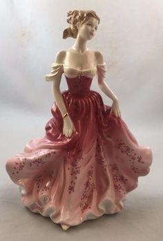 Royal Doulton Fine Porcelain Lady Figurine Stephanie 2007 HN4907