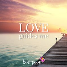 Love guides me. Subscribe: www.bourgeon.co.uk ‪#‎divinetruth‬ ‪#‎quotes‬ The Power Of Love, Love Is All, Gods Love, Deep Meditation, Life Care, Choose Love, What Is Need, Healing Quotes, New Thought