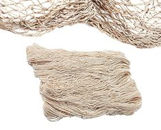 Natural Fish Net Par
