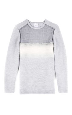 BY DION LEE  SEE DETAILS HERE:Scaffold Knit Sweater