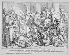 Burying the bodies of the suitors  17th century etching  Theodor van Thulden (1606 - 1669)  Fine Arts Museums of San Francisco Homer Odyssey, Greek And Roman Mythology, Museum Of Fine Arts, 17th Century, Prints, Museums, Painting, Bodies, San Francisco