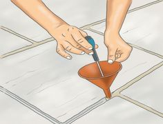 Comment faire des joints propres et nets ? Outdoor Steps, Basic Tools, Woodworking Tips, Diy Painting, Diy Tutorial, Cleaning, Construction, Laurette, Berthe
