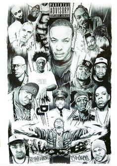 Rap Gods 2 - New Music Poster (Rap Stars: Eminem, Snoop Dogg, Ice T, Ice Cube, Tupac, Dr. Dre, Notorious B.I.G, 50 Cent) (Size: 24'' x 36'') by Posterstoponline, http://www.amazon.com/dp/B001H3RRSM/ref=cm_sw_r_pi_dp_STTesb187AFDF