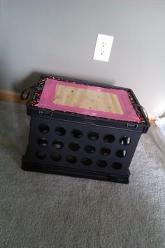Crate Seat