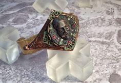 Bracelet de Zoltar diseuse de bonne aventure tzigane par mawjanga