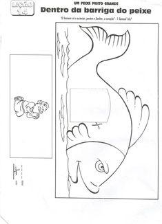 jona im wal ausmalbilder / jonah in the whale coloring pages | bibel malvorlagen, jonas und der