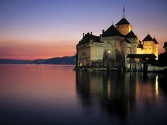 Favorite Places & Spaces / Montreux, Switzerland found via http://wesee.com