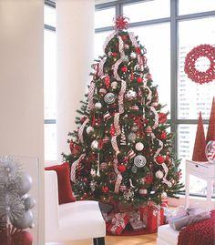 Six arbres de Noël signés Debbie Travis - Décormag