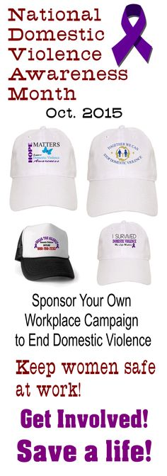 National #domesticviolence awareness month . . .  http://www.cafepress.com/kenstshirtsafari/12851501