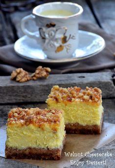 Romanian Desserts, Beignets, Something Sweet, Desert Recipes, Cheesecakes, Cake Recipes, Caramel, Sweet Treats, Deserts