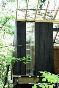 Slow but steady treehouse progress....  #treehouse, #DIY