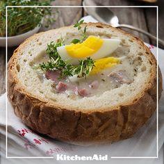 Tradycyjna zupa Wielkanocna! #Żur czy #Barszcz biały?