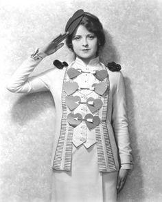 June Marlowe, 1920s.