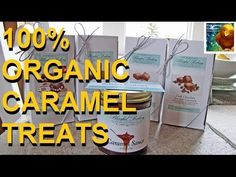 #Organic #Handmade #Caramels From Becky's Blissful Bakery #Favors