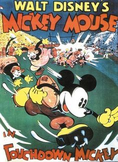 Touchdown Mickey