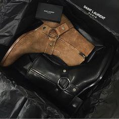 YSL Boots - Preacher Styles